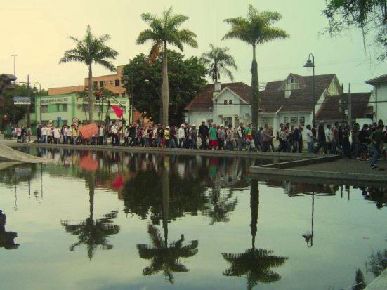 Marcha da Maconha de Joinville 2011