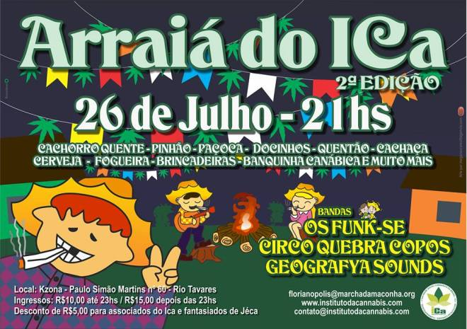 2º Arraia do ICa