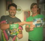 O poder do Reggae na Ilha da magia com Ponto de Equilíbrio e JulianMarley!