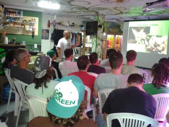 workshop de cultivo