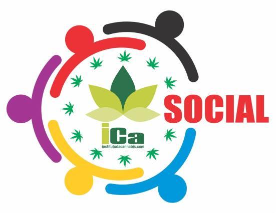 ICa Social Logo